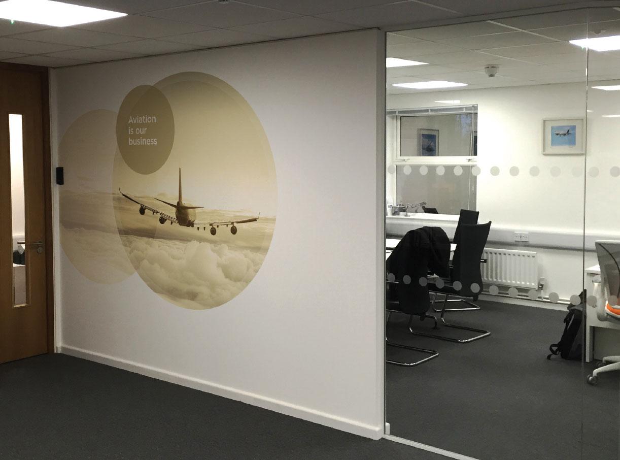Brand identity, web design, Relish CreativeACC Aviation