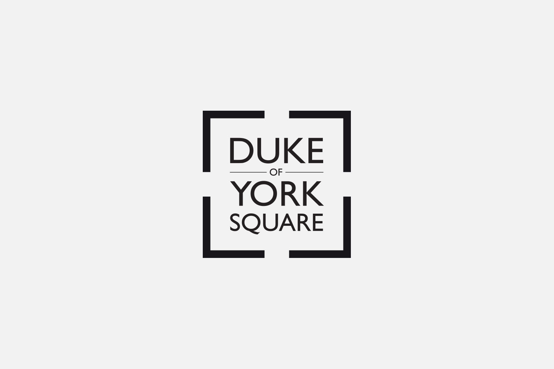 Brand identity, Relish CreativeDuke of York Square - Relish